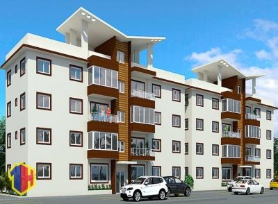 Apartamentos con Piscina y Excelente Terminación