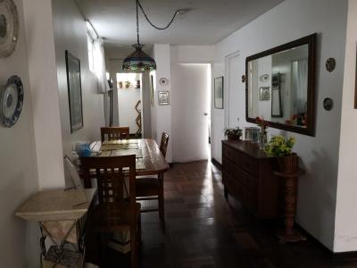 vendo apartamento con cochera- san isidro