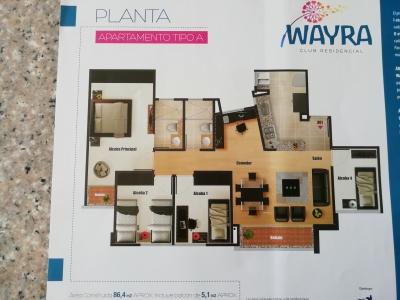 Apartamento Wayra Funza