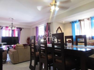 Apartamento de 3 habitaciones 2do nivel