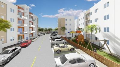 Apartamentos cerca de Carrefour y Occidental Mall