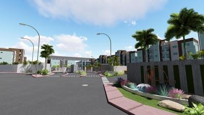 Apartamentos con Bono Fideicomiso en Autopista Duarte Km 16