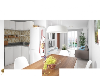Pantoja -Desde 2 habitaciones con Bonos y Fideicomiso. Zona Residencial