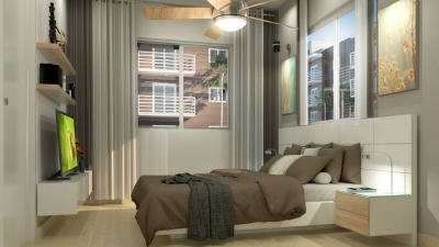 Apartamento en Autopista Duarte, con Bono, Residencial Palmarejo