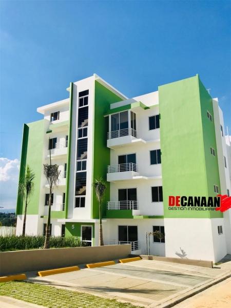 Apartamento en la Prolongacion 27 de Febrero con bono fideicomiso residencial LP9