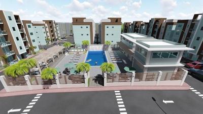 Apartamentos en Bosque del Prado, Autopista Duarte, Con Bono