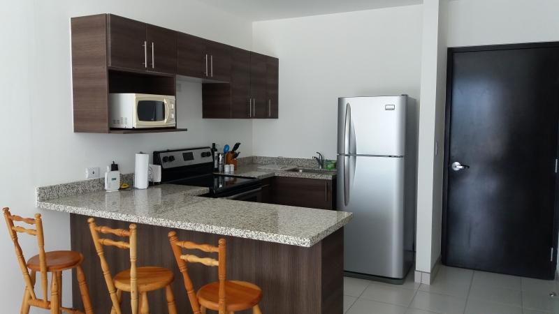 Apartamento de una habitación amueblado