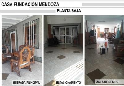 CASA DE DOS NIVELES FUNDACION MENDOZA BARCELONA