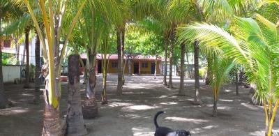En venta rancho de playa en primera fila ubicado en Playa El Monzon Metalio