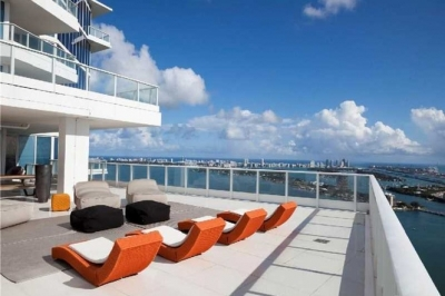 One-of-a-Kind Penthouse in Miami, FL!