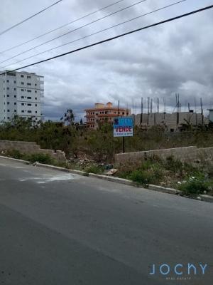 Jochy Real Estate Vende Terreno en Romana Del Oeste,La Romana,R.D:
