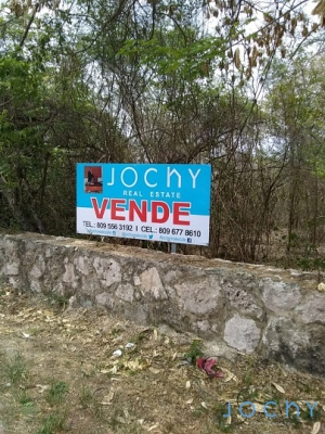 Jochy Real Estate Vende Terreno en Salida Romana-San Pedro,R.D: