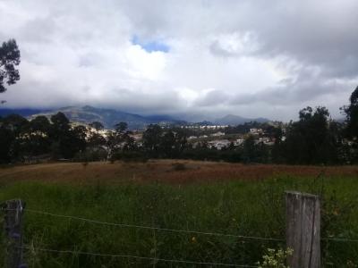 Terreno En Venta Barrio el Progreso (a 300 metros de la vía principal a Cuenca)