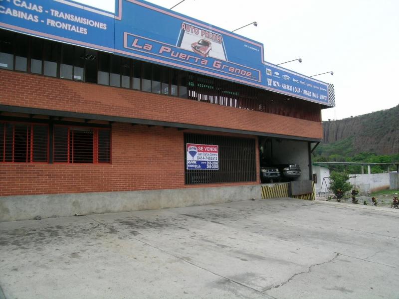 San Juan de Lagunillas - Locales Industriales y Galpones