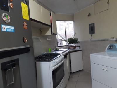 Vendo Departamento Sector Portugal, 2 Dorm, 2 Baños, 85 mts.
