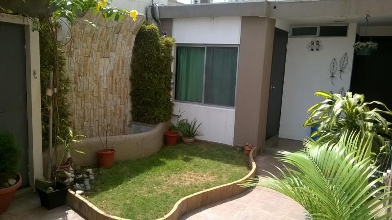 Santa Cecilia Condominio Terra 3 Departamento Planta Baja En Venta