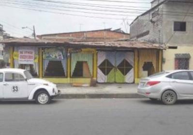 Terreno esquinero en la ciudad de babahoyo en el centro de ciudad de gran oportunidad 210 mt2