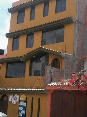 Casa Hospedaje 10 Habitaciones, Cerca a TECSUP y U. Alas Peruanas