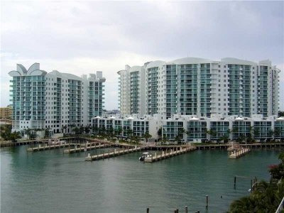 Beautiful North Bay Village marina unit.