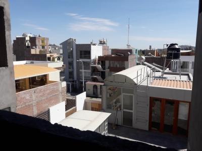 Departamento en Urbanización Residencial de Sachaca Arequipa
