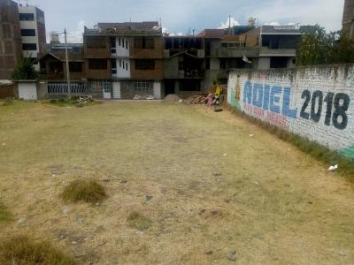 OCASION VENDO TERRENO RESIDENCIAL $ 390 X M2 EL TAMBO EN HUANCAYO