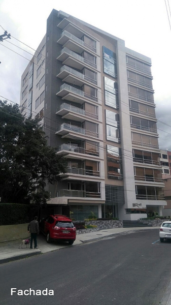 Vendo departamento La Carolina, edificio Kotnetti, por estrenar, 68m2, quinto piso Inf: 2353232,0997592747,0992758548