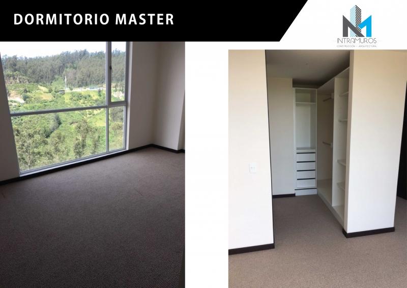 Nuevo Departamento de 3 habitaciones con una Vista Espectacular del Valle.
