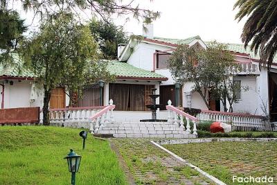 Casa venta en Ontaneda, Conocoto, 800m2 construccion, 2.900m2 terreno