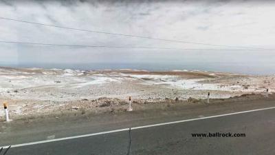 Terrenos plena carretera Matarani hacia Mollendo (Mejia)