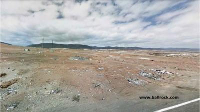 Terrenos costado carretera Matarani hacia Quilca (Camana)