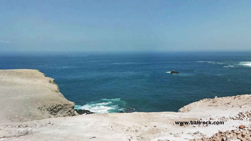 Terrenos frente al mar excelente vista en el Puerto de Matarani