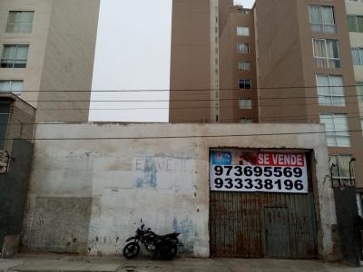 Venta de Terreno con Anteproyecto Multifamiliar Preaprobado en Municipalidad