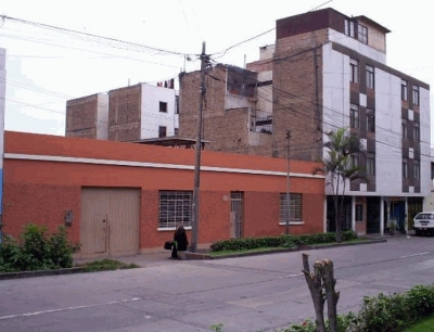 Terreno en venta: Magdalena del Mar, Jr. Ayacucho, cdra 8, frente: 18.16 ml. 545 m2.