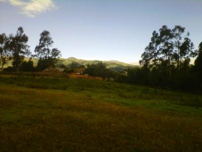 Vendo Terreno en Puembo