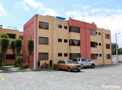 Jardines de Pusuqui, vendo bonito departamento, 3 dormitorios, segundo piso $57.000 2353232,0997592747,0992758548