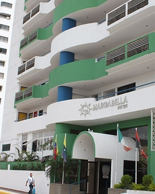 Alquiler en Resort Margabella Suites para 4 PERSONAS