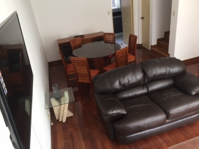Duplex totalmente renovado