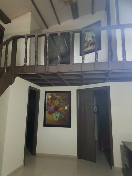 Casa con naturaleza