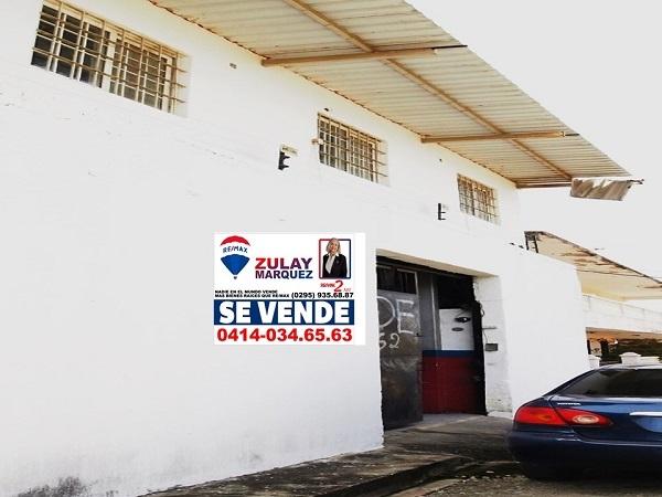 Los Robles - Locales Industriales y Galpones