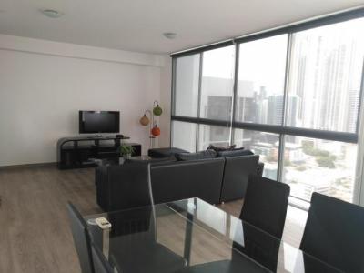 Alquilo Apartamento Amoblado en PH Seawaves, Bella Vista #18-3230**GG**