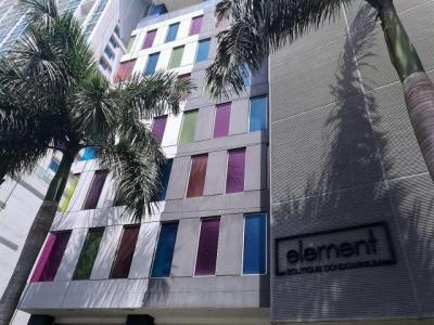 Alquilo Apartamento Amoblado en PH Element, Av. Balboa 18-4195**GG**