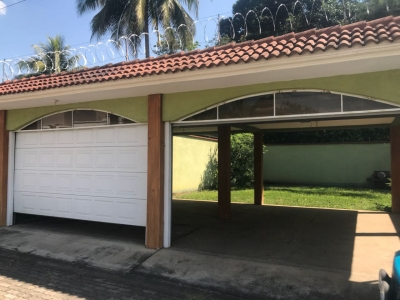 Casa en renta y venta de un nivel ubicada en Retalhuleu