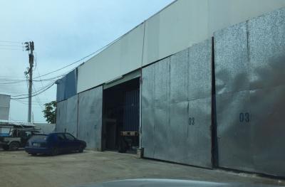 Galeras en complejo de galeras las Mañanitas
