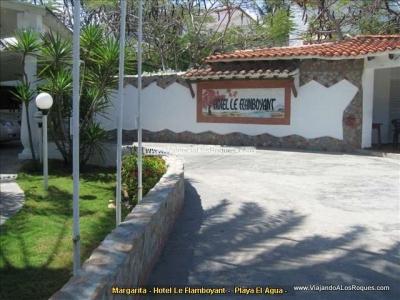 Venta de Hotel Le Flamboyant Isla de Margarita