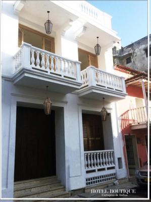HOTEL BOUTIQUE ZONA AMURALLADA CARTAGENA