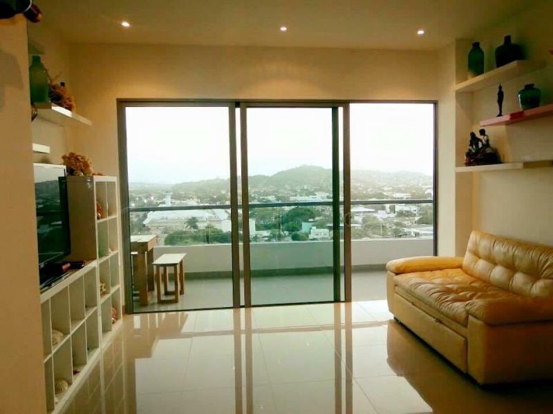 Apartamento amoblado en Crespo