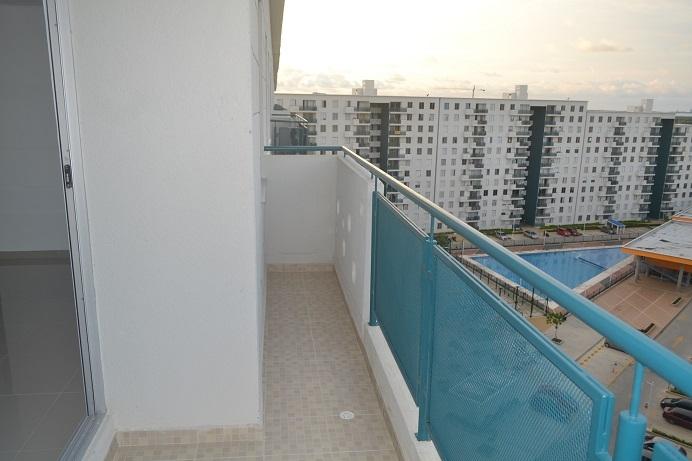 Apartamento en arriendo en La Carolina, Cartagena, Colombia