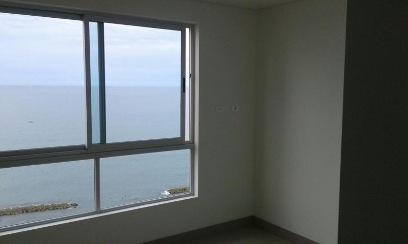 Hermoso apartamento en venta frente a las playas, Cartagena