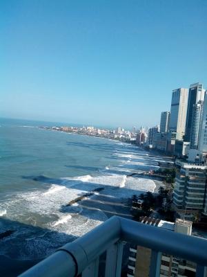 Apartamentos Vacacionales Frente Al Mar