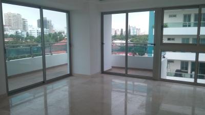 Modernos apartamentos nuevos en alquiler en Los Cacicazgos